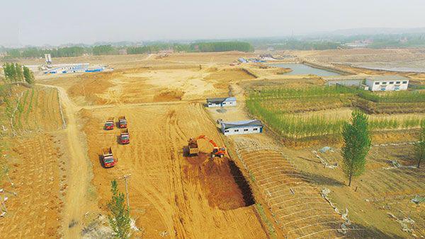 昌樂南寨水庫擴建項目
