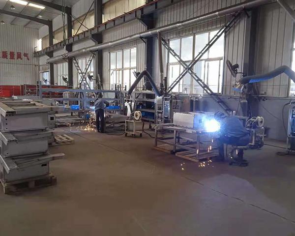 不銹鋼箱體焊接