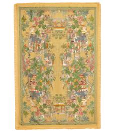 17-03台毯96×144CM(黃色)
