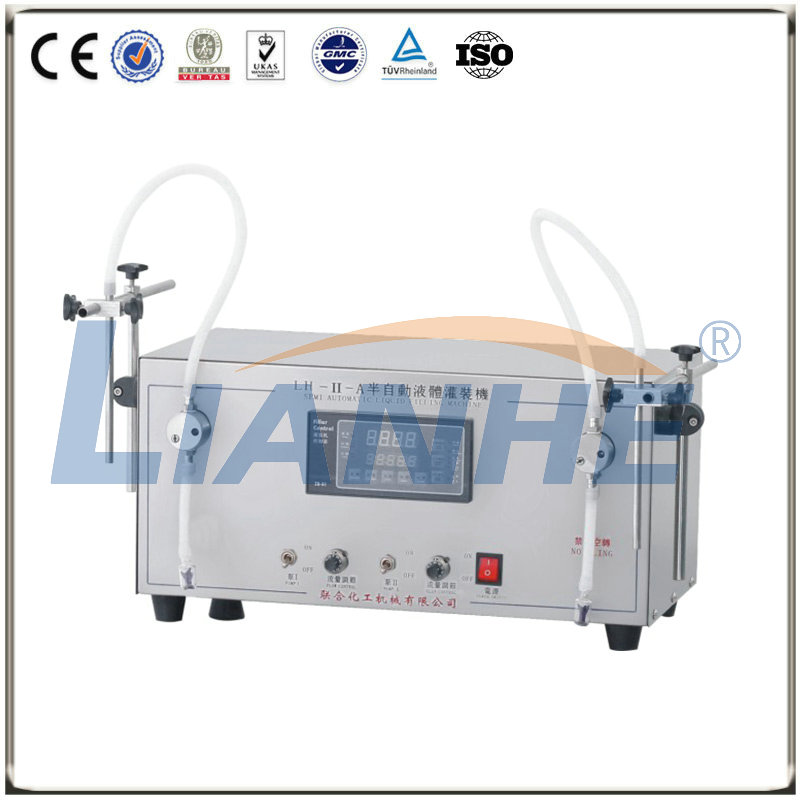 LH-II-A 2-heads Liquid Filling Machine