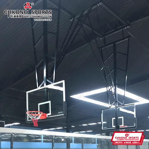 固定悬空篮球架