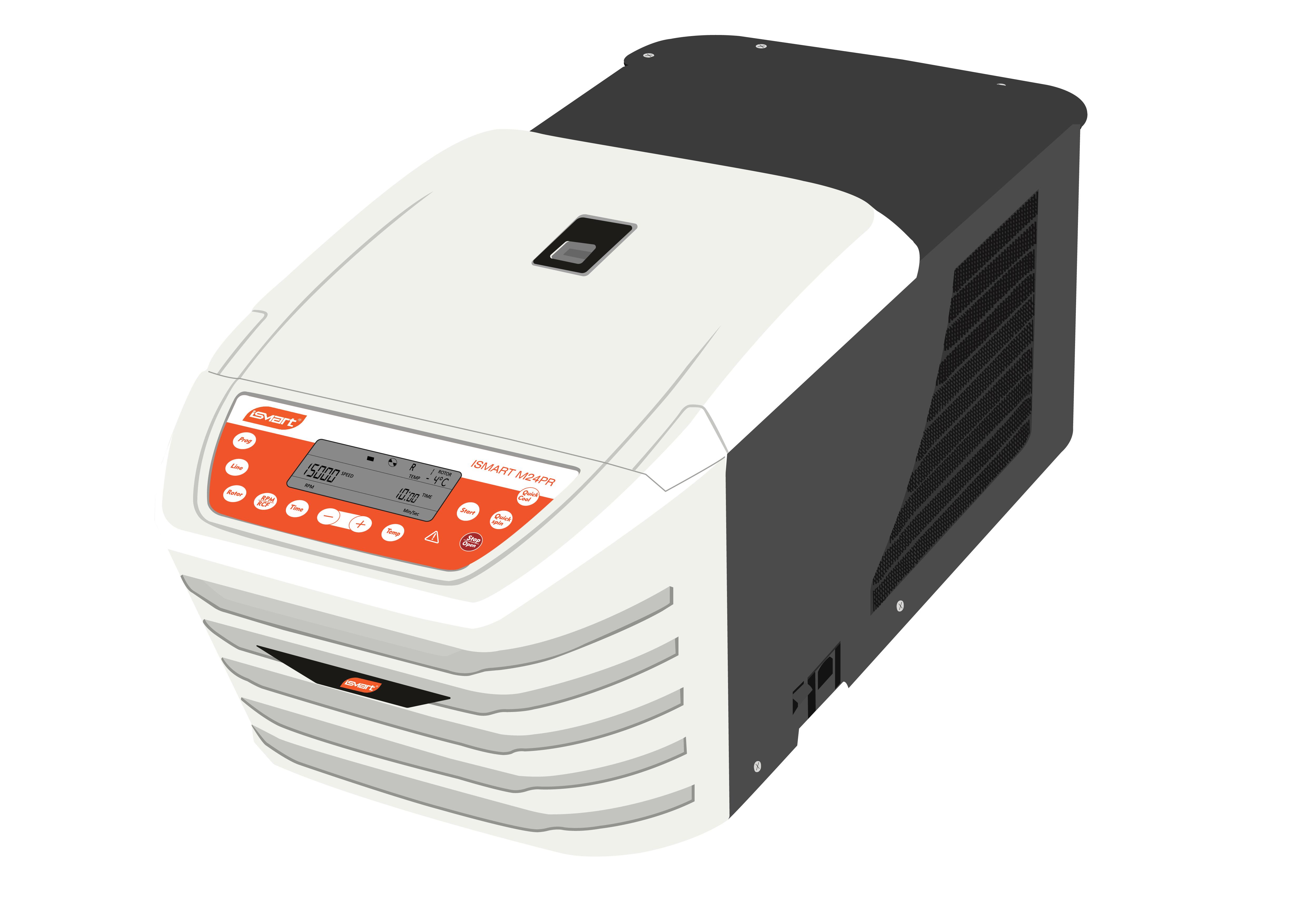 ISMART - M24PR冷凍微量高速離心機