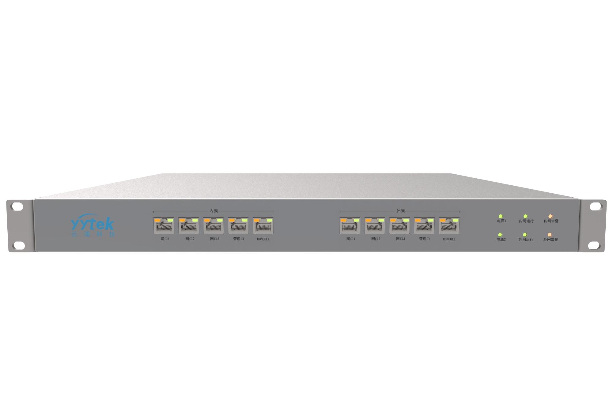 YYGK3003嵌入式网络物理隔离网闸