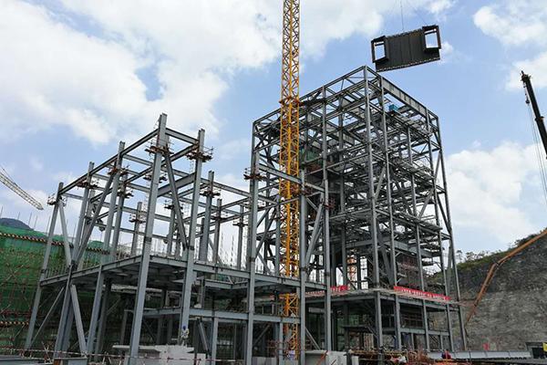 遵义工程钢结构