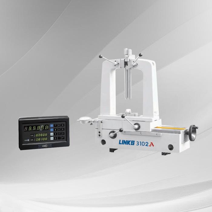 齒輪雙面嚙合綜合測量儀 3102/3102A 型