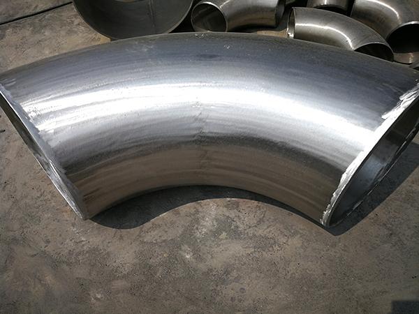 90度不銹鋼焊制彎頭