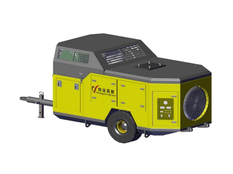 移動式空氣壓縮機