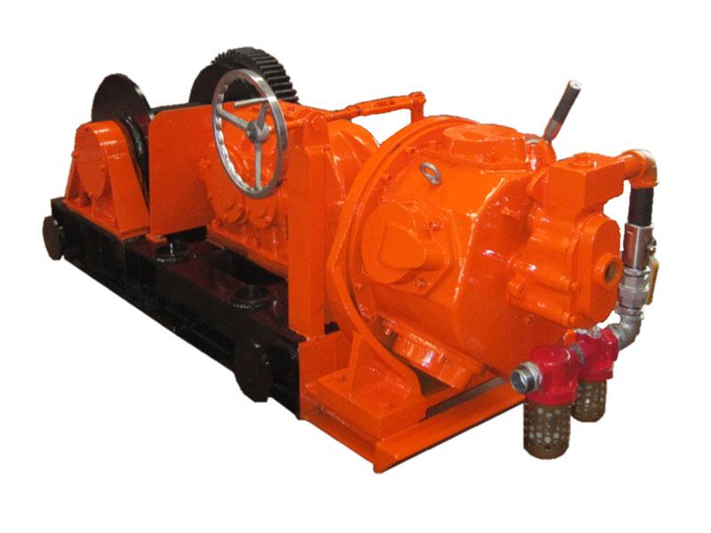 JQHS-100×10型氣動絞車