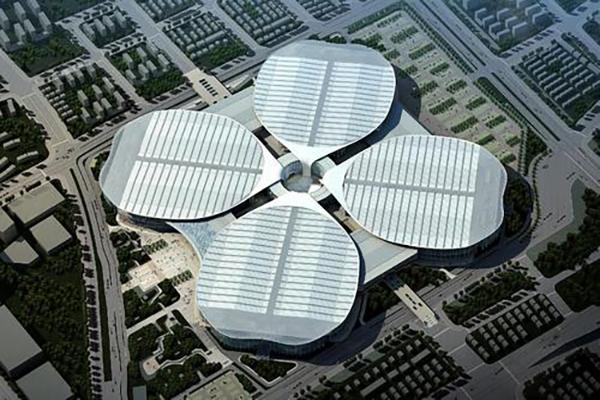 中国博览会会展综合体中心(上海)