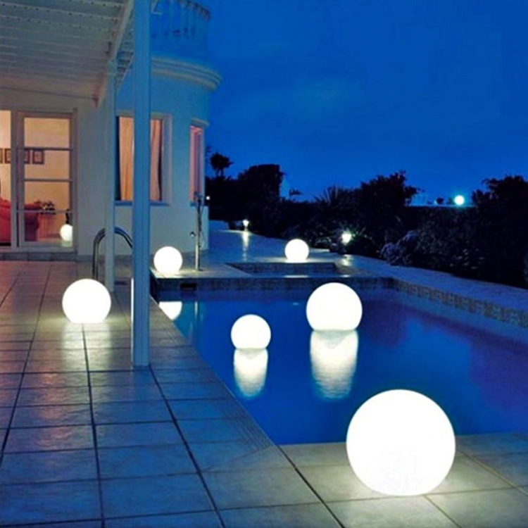 滚塑LED发光灯饰灯罩