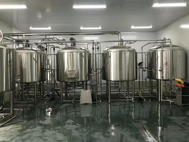 史密力維精釀啤酒設備