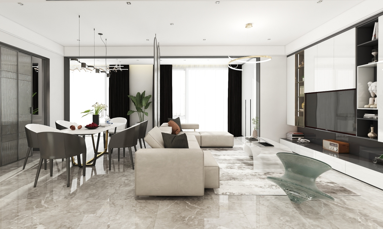 萬家樂全屋定制|高顏值的輕奢風,讓家成珍藏!