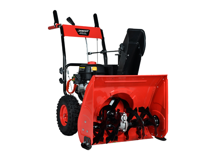 "Gas- 22"" Gasoline Two Stage Snow Blower"