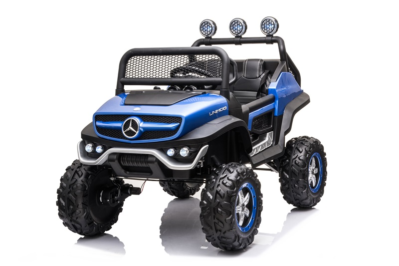 UNIMOG(small)  (paint blue)