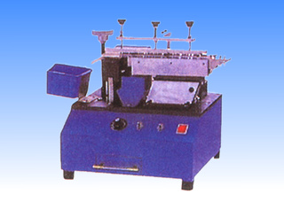 BULK CAPACITOR PIN CUTTING MACHINE