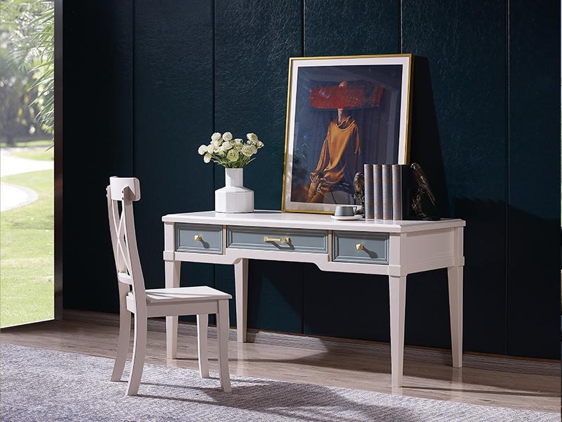 書桌(藍)