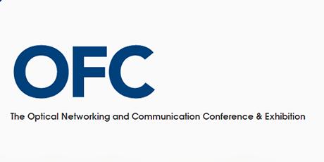 2018年OFC展會將在美國加利福尼亞州圣地亞哥舉行,光恒展位為:5017,屆時歡迎廣大客戶到來!