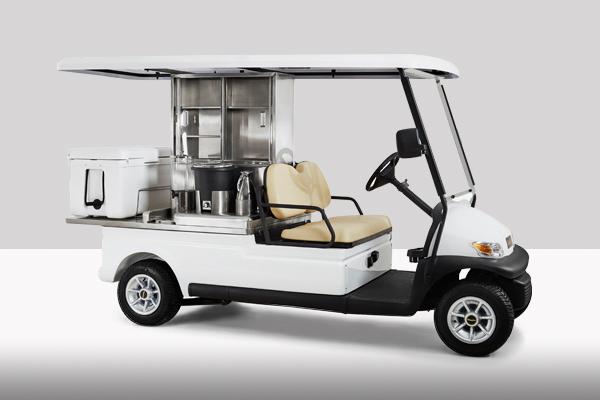 2座電動小餐車(A1H2-MH)