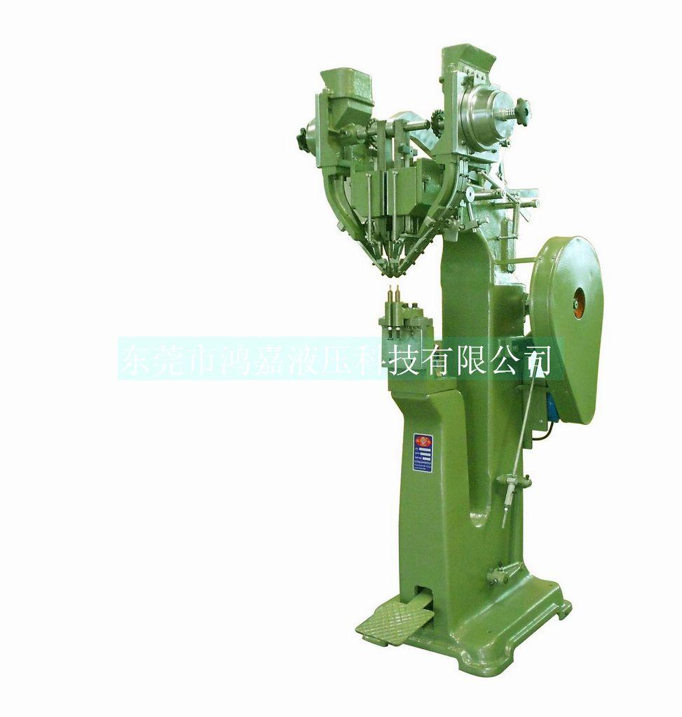 CD-J12E2立式雙頭鉚釘機