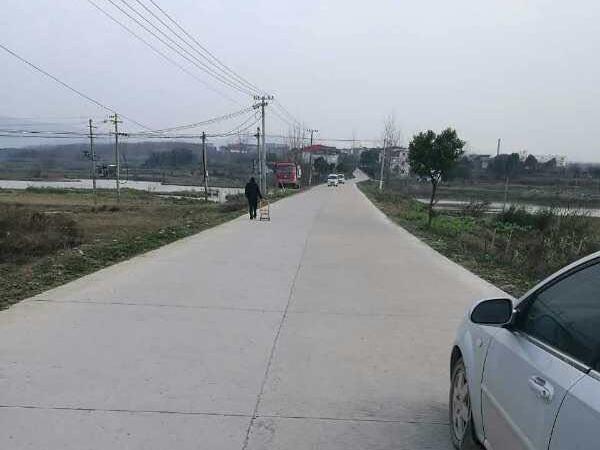 彭澤縣縣道X278南嶺至蔡嶺(龍城至黃嶺)三級改建二標段