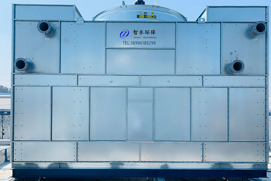ZSBF復合流閉式冷卻塔(復合流雙進風)