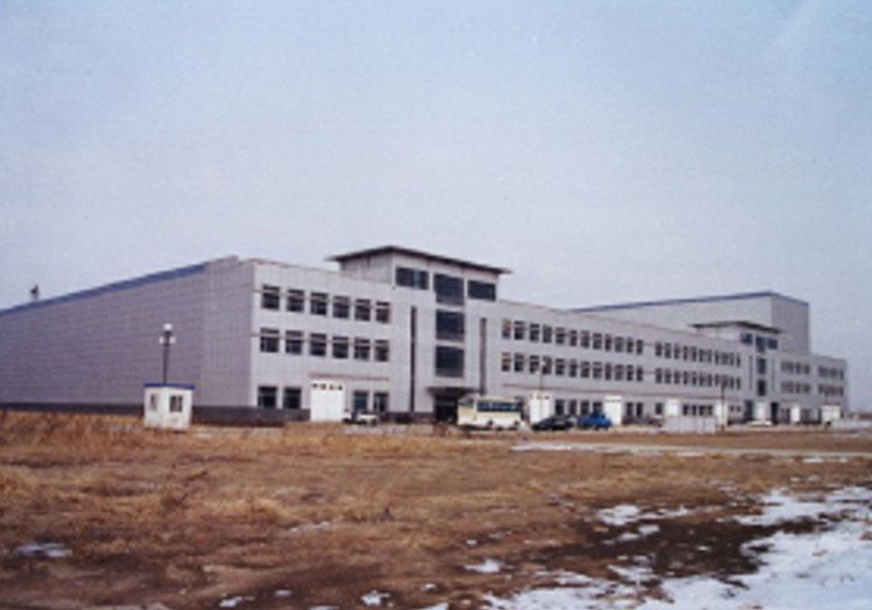 中國航科院304總裝廠房