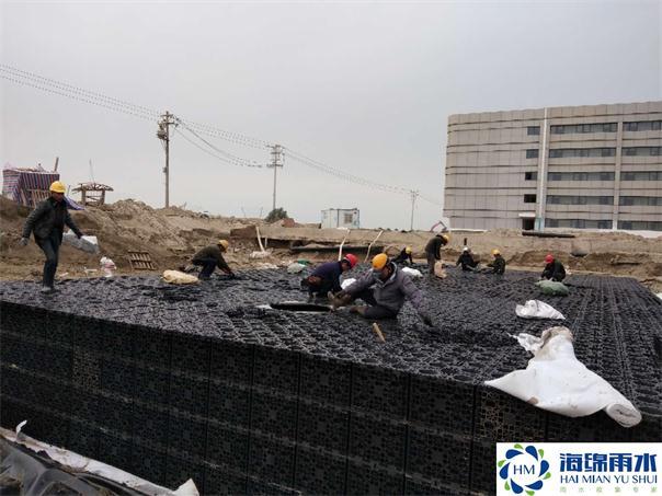福建_產業園雨水收集利用系統項目工程