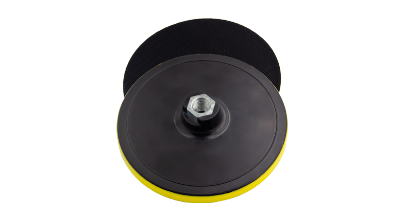 Professional Sander Pads, Hex Wrench Position