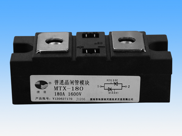 普通晶閘管模塊MTX系列