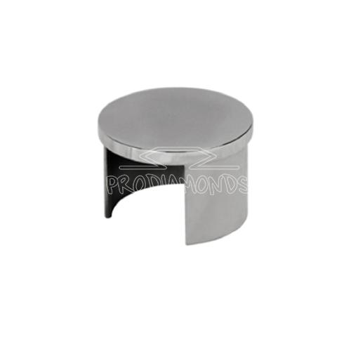 Round Handrail end cap
