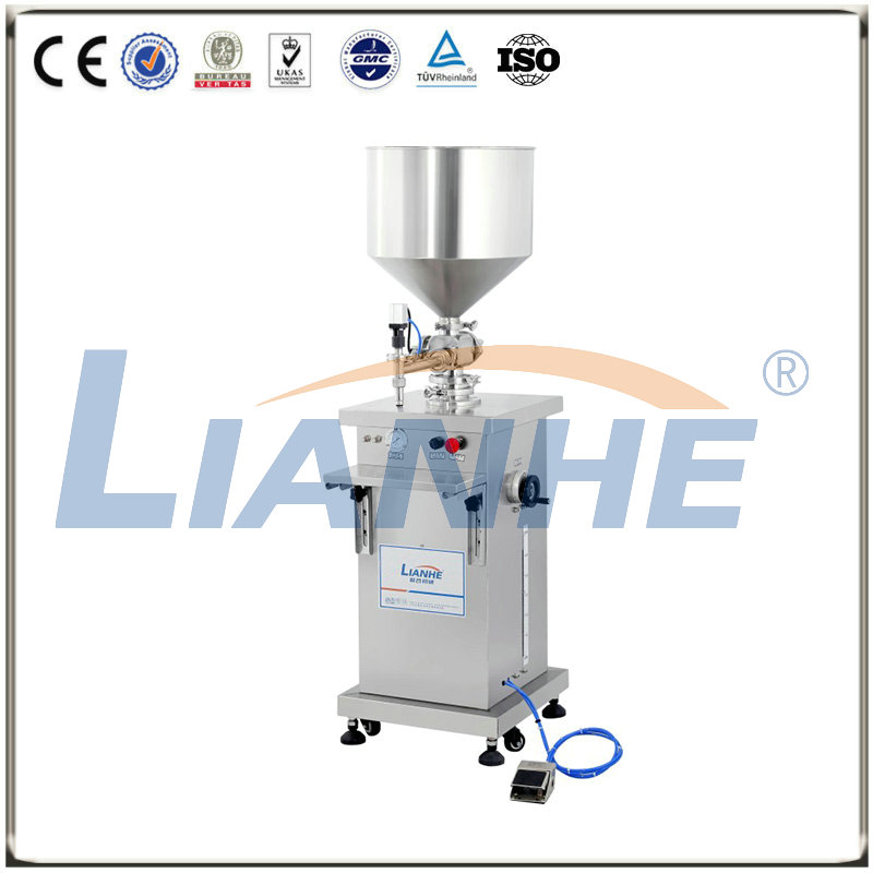 Vertical Filling Machine for Paste or Liquid Product