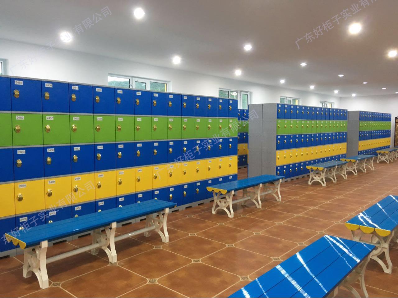 伊春市金水灣水上樂園環保塑料柜