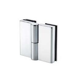 Rising Shower Door Hinge 180 Degree Glass to Glass