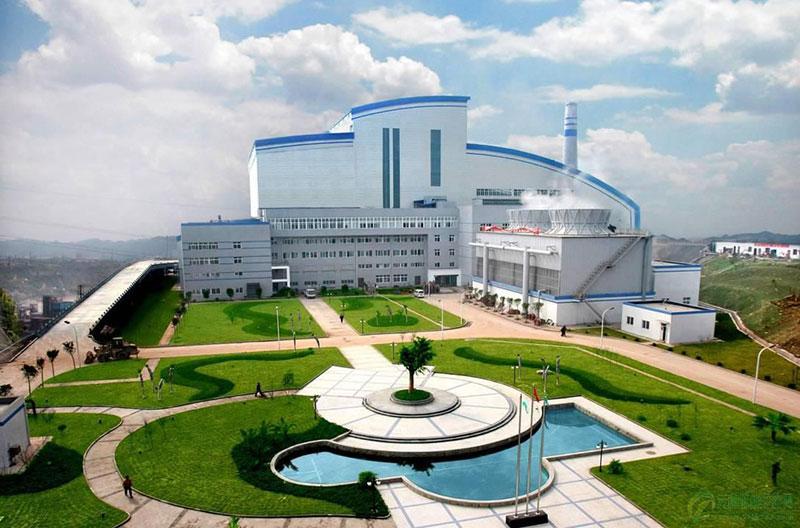 重慶同興垃圾發電廠