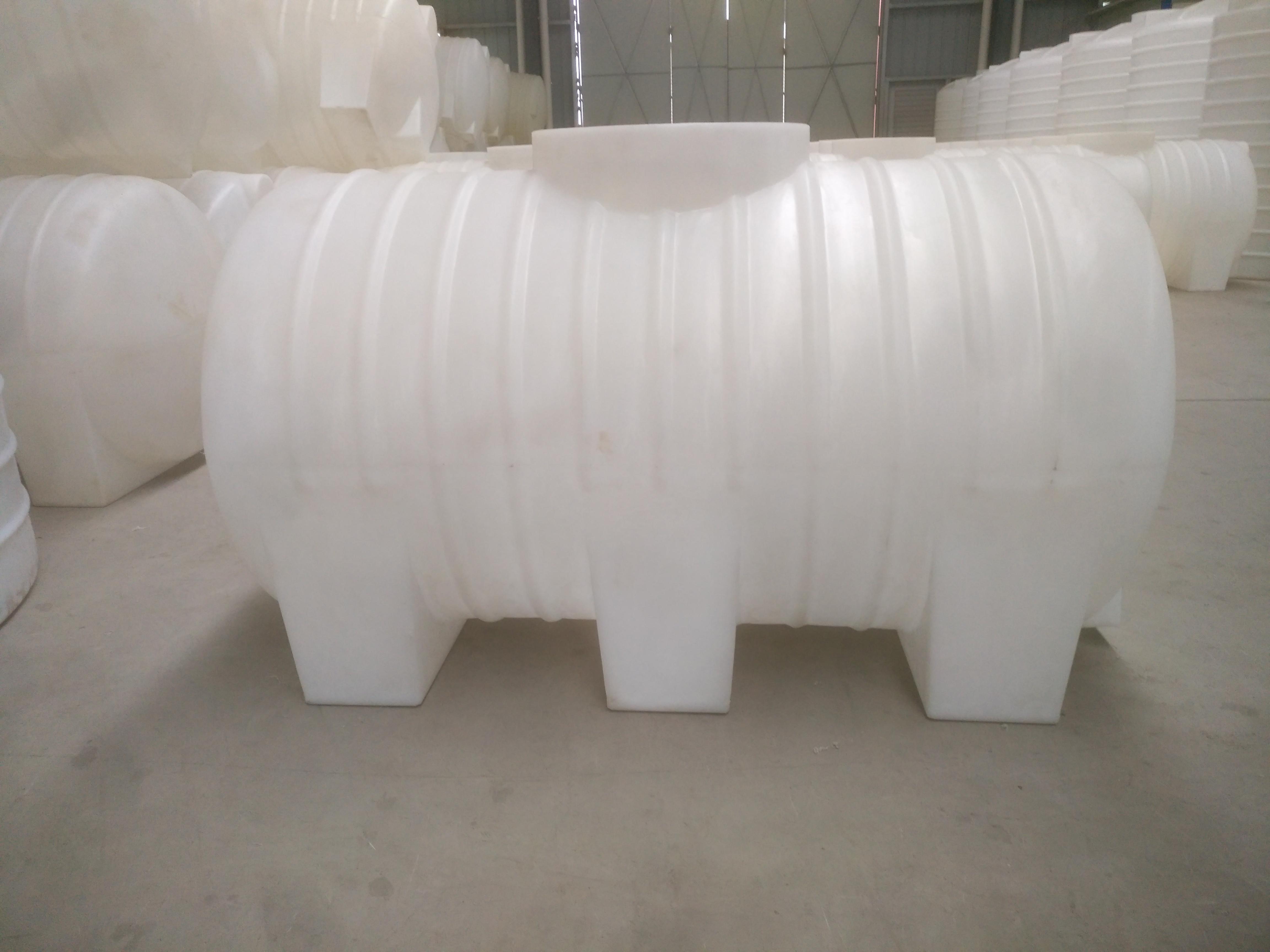塑膠水塔臥式1T