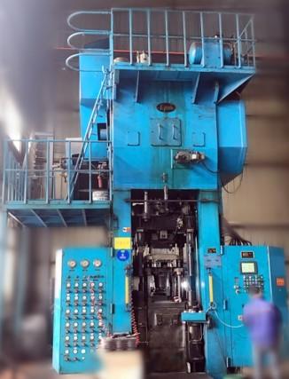 800T机械式压机