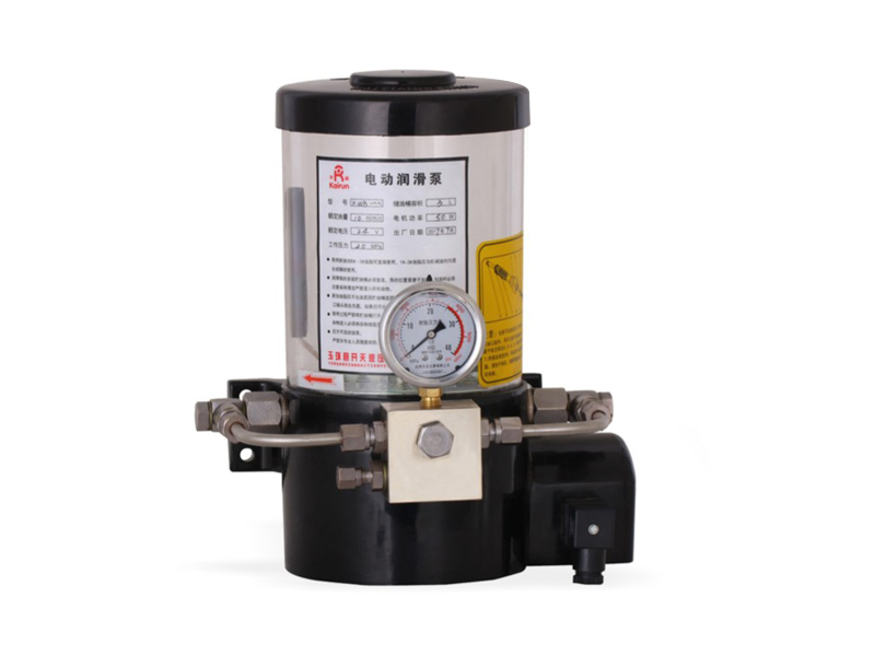 KWB-M single-line electric lubrication pumps