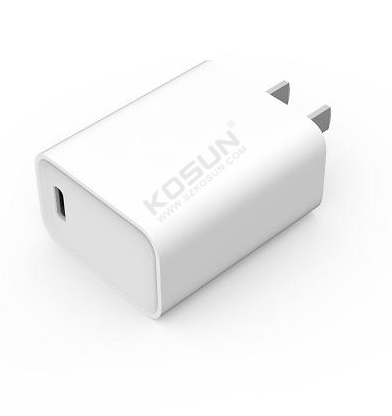 PD 18W EU/US/UK Wall Charger