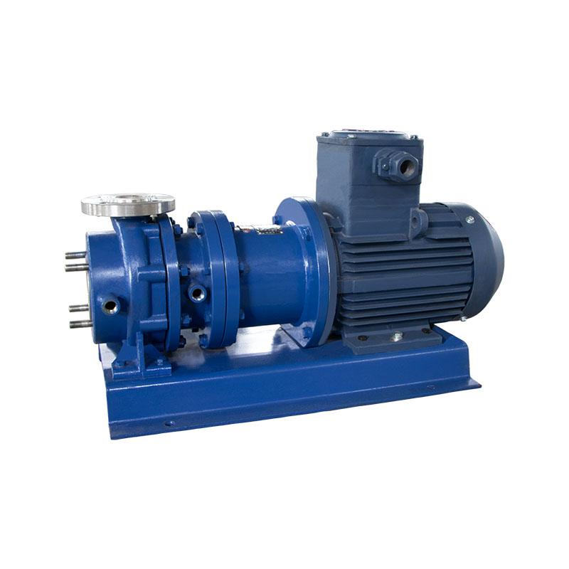IMC型不銹鋼夾套保溫磁力泵