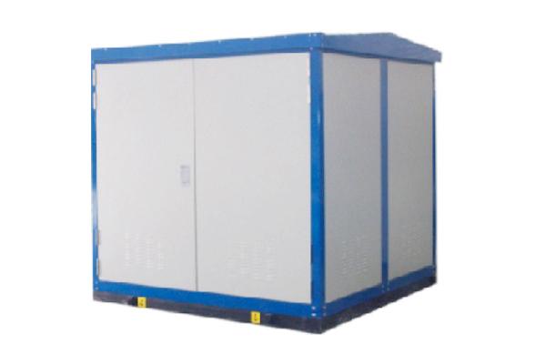 智能型預裝式戶外箱式變電站(鋼板式)