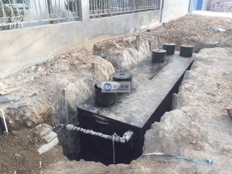 河北邯郸磁县肿瘤医院医疗废水处理项目
