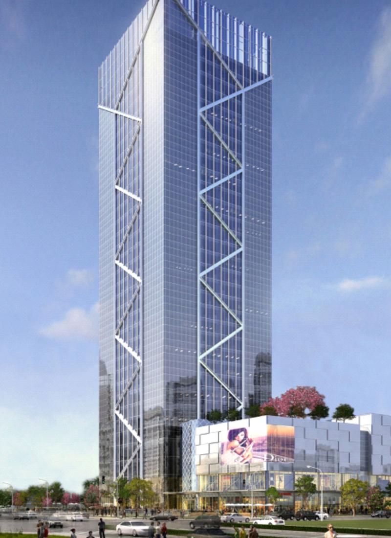 新長江-瑞銀中心