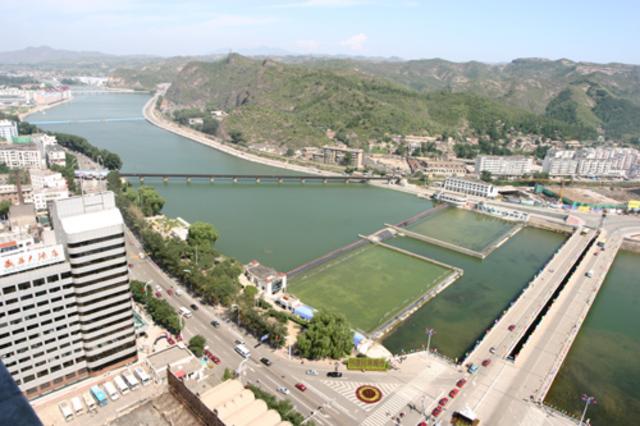 图四:陕西省水电工程局阀门应用 水电站行业项目
