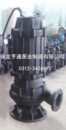 防堵塞、防纏繞潛水排污泵80WQ40-30-7.5