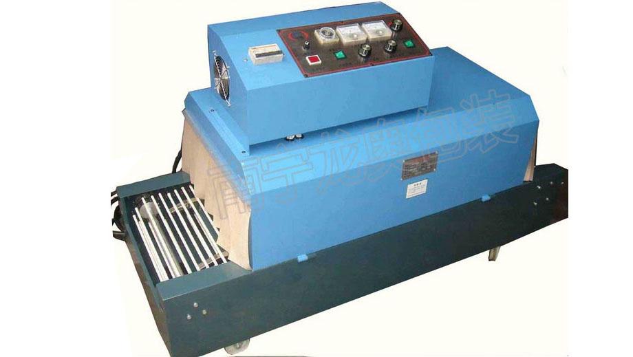 BS400餐具熱收縮膜包裝機