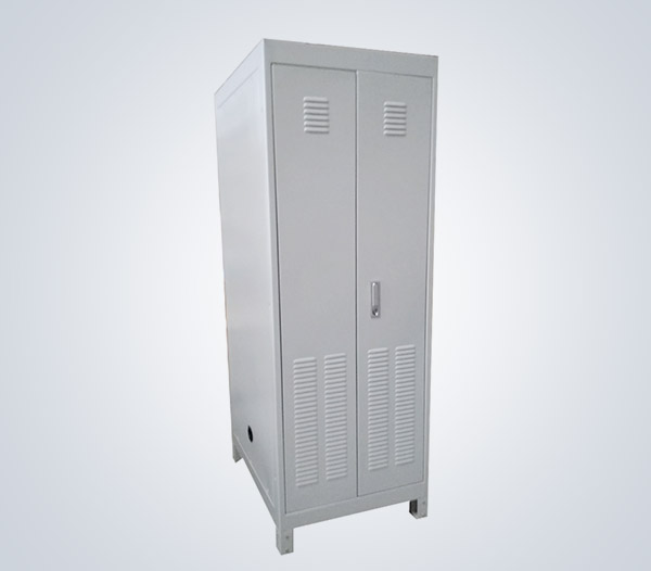 【匯利電器】定制雙開門托盤式UPS電池柜
