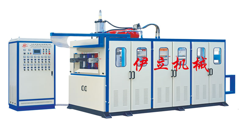 CMM720-420 Hydraulic Thermoforming Machine