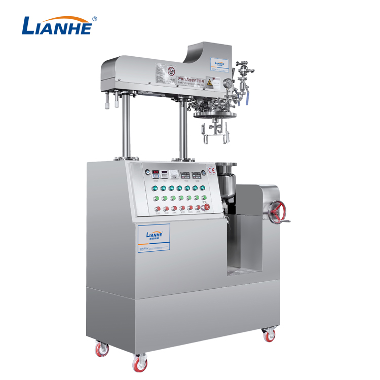 VME-25L Lab Scale Vacuum Emulsifying Mixer