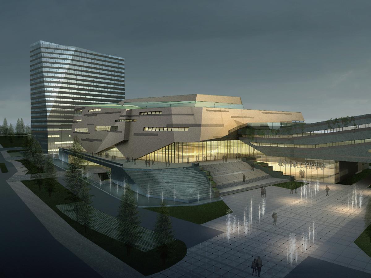 杭州市职工文化中心