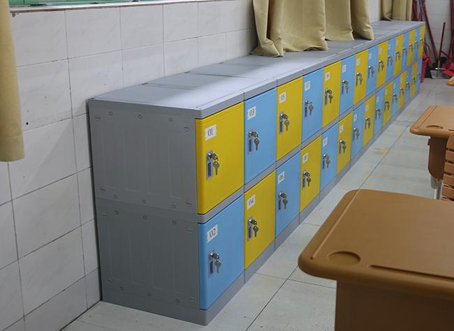 東莞市光明中學環保書包柜
